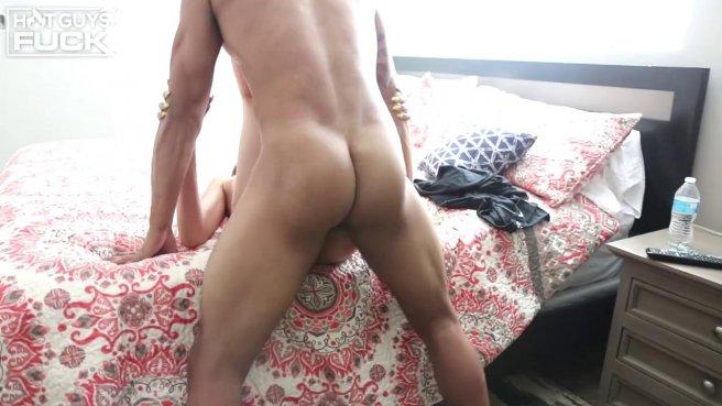Похотливая парочка показала свой жаркий секс на камеру во всех позах #3